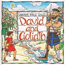 David and Goliath (Usborne Bible Tales)