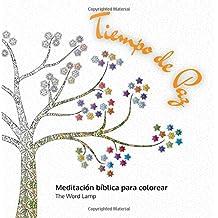 Tiempo de Paz: Meditación bíblica para colorear
