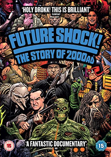 Bild von Future Shock! The Story Of 2000 AD [DVD] [UK Import]