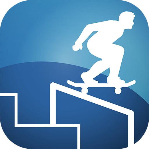 Skate The Line And Rail Grind Free -