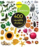 Eyelike Stickers: Seasons 400 Reusable Stickers