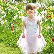 Girls Rosebud Fairy Fancy Dress Childrens World Book Day Infants Costume 2-3 Years