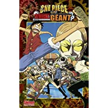 One Piece - Le mecha géant du château Karakuri