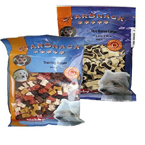Snack per Cani Divertenti Premi per el PASEO DE tu mascota, deliciosos Snack per Cani e cucciolo ideali per su addestramento.