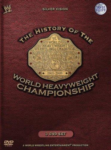 Coverbild: WWE - The History of the World Heavyweight Championship