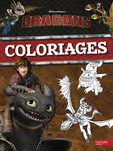 Dreamworks Dragons / Coloriages
