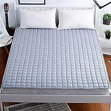 Colchón De Tatami Plegable/Dormitorio Individual Y Doble De Estudiantes Cama Mat-B 180x200cm(71x79inch)