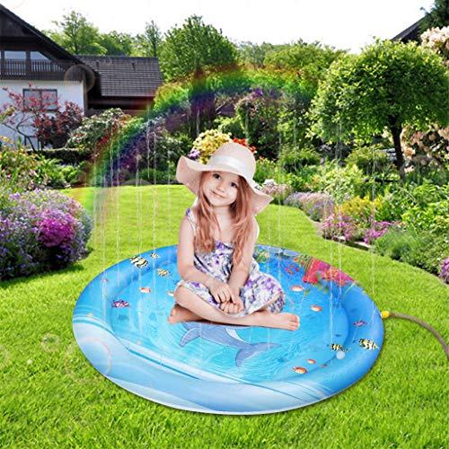 Mitlfuny -> Haus & Garten -> Küche,Kids Water Sprinkle und Splash Pad Spielmatte Durchmesser Sprinkle & Splash ()