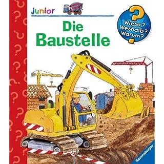 Ravensburger 02526 WWW Junior Die Baustelle