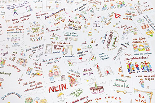 Lebenskarten 1 & 2 im Doppelpack (144 Karten im Visitenkartenformat) - 2
