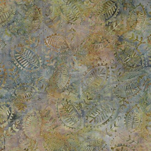 Grau Venus Design 100% Baumwolle Bali Batik tie dye Muster Stoff für Patchwork, Quilten &,–(Preis pro/Quarter Meter) (Dye Pro Tie)