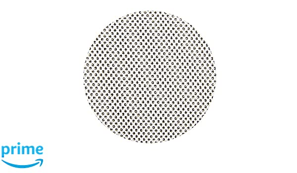 Hook /& Loop Mesh Sanding Disc 225mm 10Pk 180 Grit Washable For Re-Use