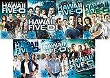 Hawaii Five-O - Staffel 1+2+3+4+5+6+7 DVD Set (43 DVDs)