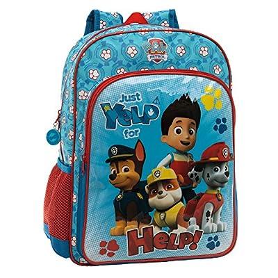 Paw Patrol 4462351 Mochila Infantil, Color Azul, 19.2 litros por Paw Patrol