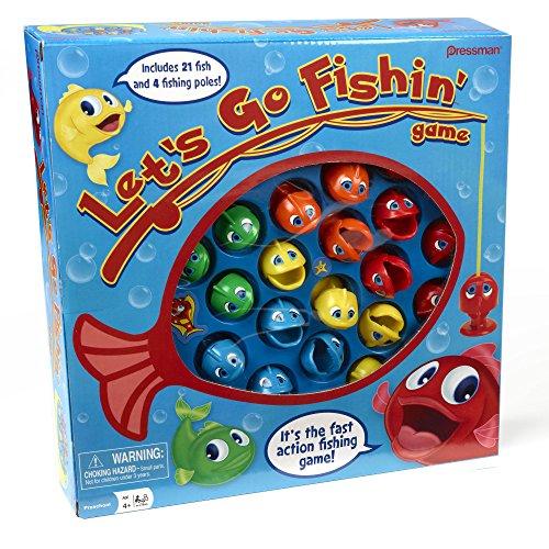 Let's Go Fishin' Game - Juego de pescar peces