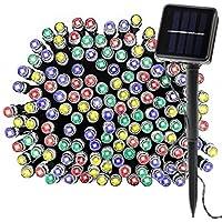 Alimentato ad Energia Solare Luci Della Stringa