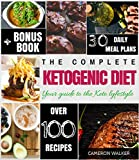 #10: Ketogenic Diet: Keto for Beginners Guide, Keto 30 days Meal Plan, Keto Electric Pressure Cooker Cookbook, Intermittent Fasting (Keto diet for beginners)