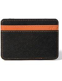 XCSOURCE Portefeuille magique Porte monnaie Porte-cartes de crédit Bourse Magic Wallet Billfold Orange MT180