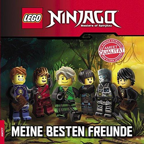 LEGO® NINJAGO®. Meine besten Freunde