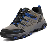 LIANNAO Chaussures de Randonnée pour Hommes Femmes Bottes de Randonnée Respirant Bottes de Trekking Antidérapantes…