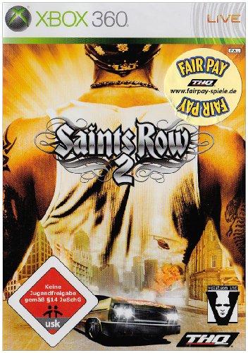 Saints Row 2 (Saints Row-spiele Für Xbox 360)