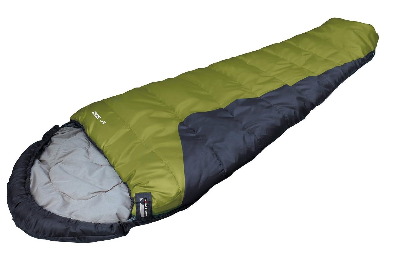 High Peak Tr 300 Mummy Sleeping Bag Amazoncouk Sports Outdoors