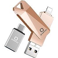 Clé USB pour iPhone 32 Go| Fortise Lecteur Flash Drive| avec Connecteur Extension de Stockage Mémoire Stick| sur iOS…