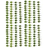 #4: Segolike Pack/160pcs Model Trees 1:250 Z Scale Layout Train Scenery w/ Assorted Color