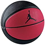 NIKE Basketball Jordan Mini, Gym Red/Black, 3, BB0487-600