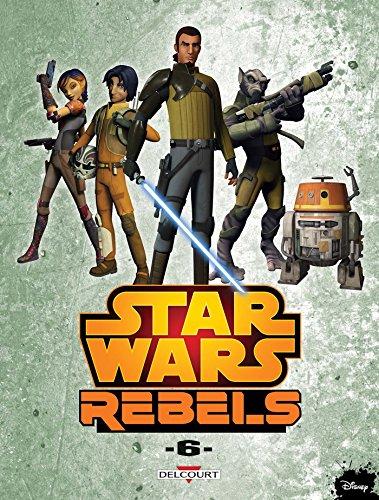 Star Wars - Rebels 06 par Martin Fisher
