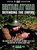 Britain At War - Defending The Empire [3 DVDs] [UK Import]