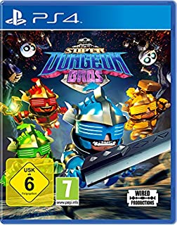 Super Dungeon Bros - [PlayStation 4] (B01BI12GFG) | Amazon Products