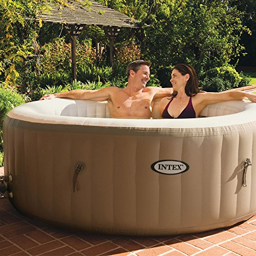 Intex Pure Spa Bubble Massage 216×71 | 128408