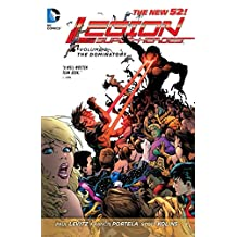 Legion of Super Heroes Volume 2: The Dominators TP (The New 52)