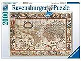Ravensburger Puzzle 2000 Teile Weltkarte