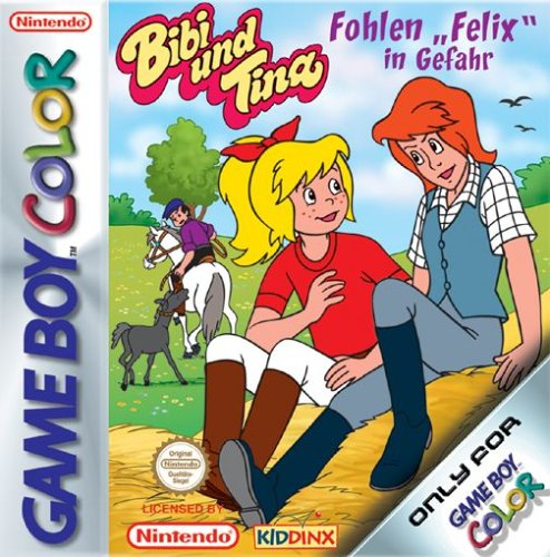 Bibi und Tina - Fohlen Felix in Gefahr