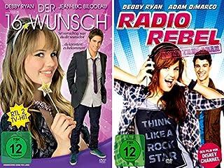 Disney Channel präsentiert: Das Debby Ryan Fanpaket (Der 16. Wunsch + Radio Rebel) [2 DVDs]