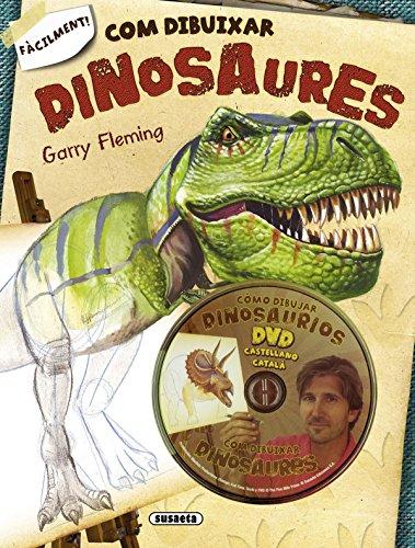 Com Dibuixar Dinosaures (Un com dibuixar dinosaures) por Susaeta Ediciones S A