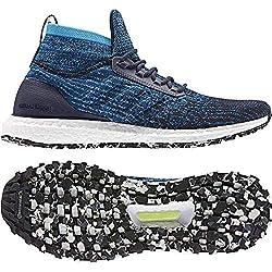 adidas Ultraboost All Terrain, Zapatillas de Running para Hombre, Azul Ink/Legend Marine/Shock Cyan, 44 2/3 EU
