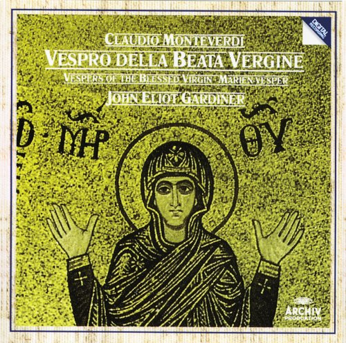 Monteverdi: Vespro della Beata Vergine, SV 206 - V. Pulchra es a 2