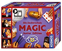 Kosmos 698201 - Zauberschule Magic - Junior Edition