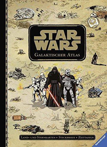 Preisvergleich Produktbild Star Wars™ Galaktischer Atlas