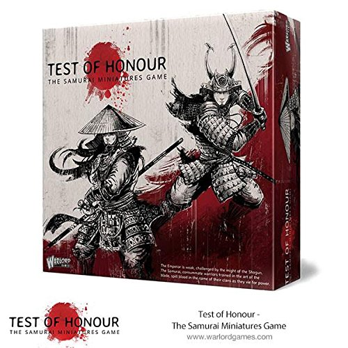 Test of Honour Samurai Warband