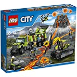 LEGO City - Volcán: Base de exploración (60124)