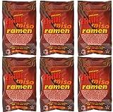 (6 PACK) - King Soba - Org Chilli Miso Ramen | 80g | 6 PACK BUNDLE