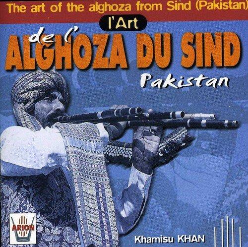 The Art of...-das Alghoza Von Sindh (Pakistan)