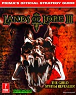Lands of Lore III - Prima's Official Strategy Guide de S. Honeywell