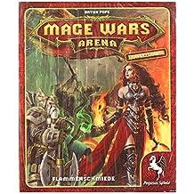 Pegasus Mage Wars Arena - Flammenschmiede Niños y adultos Juego de rol - Juego de tablero (Juego de rol, Niños y adultos, 120 min, Niño, 540 g, 207 mm)