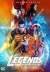 DC Legends of Tomorrow S2 [DVD] [2017]