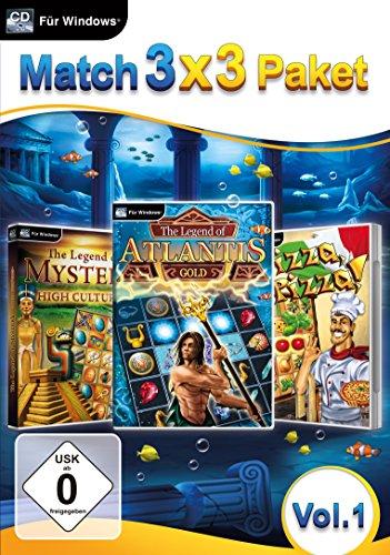 3 Gewinnt Paket Vol. 1 Match Game Windows 10/8.1/7/Vista